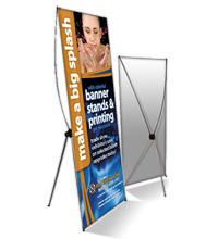 Value X-Banner Stand